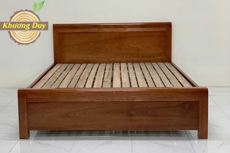 giường ngủ gỗ xoan đào hoàng anh gia lai