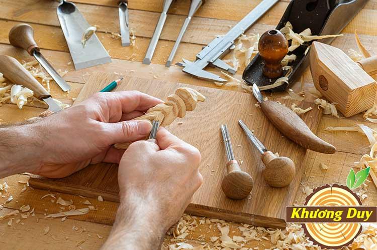 Tất cả các sản xuất giường gỗ đinh hương tự nhiên được làm thủ công