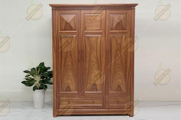tủ quần áo gỗ cẩm hương
