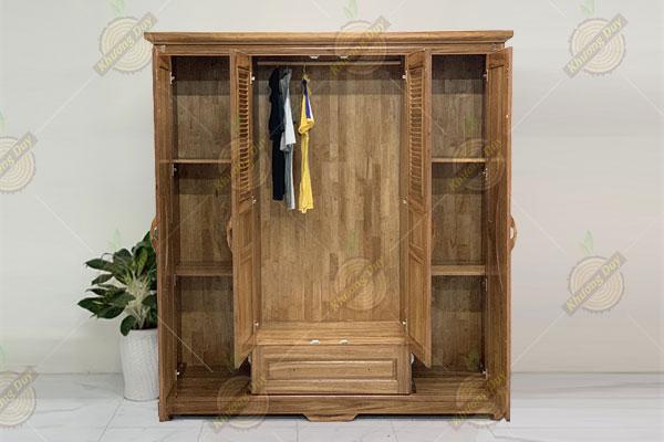 địa chỉ mua tủ quần áo gỗ